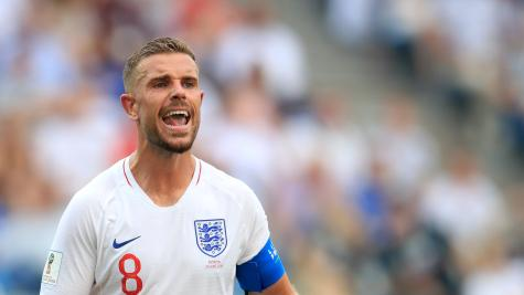 Jordan Henderson targets Belgium win and says England are ready for anyone