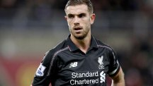 Liverpool captain Jordan Henderson refused to blame the fan walk-out for their slip-up at home to Sunderland.