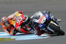 Jorge Lorenzo and Marc Marquez (Getty Images)