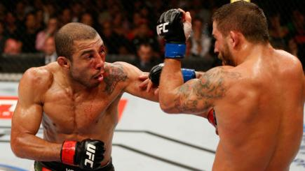 Jose Aldo outpointed Chad Mendes in Rio
