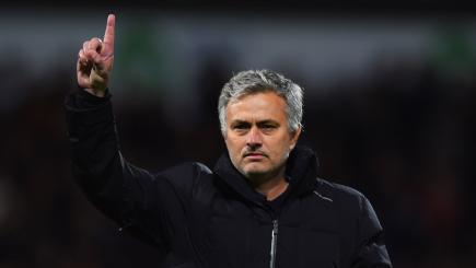 Mourinho named manager of the year