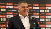 Sam Allardyce is the man tasked with revitalising England's fortunes