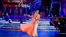 Judy Murray was voted off Strictly at the weekend