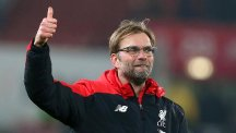 Liverpool manager Jurgen Klopp is 'back in the race' after his appendix operation.