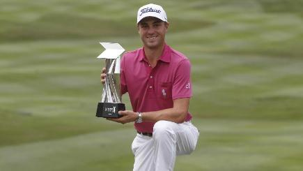 Justin Thomas Fires Final Round 64, Successfully Defends CIMB Classic Title