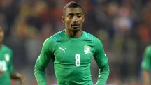 Salomon Kalou moved to Hertha Berlin for an undisclosed fee from Lille