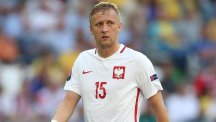 Poland's Kamil Glik has yet to concede a goal at Euro 2016