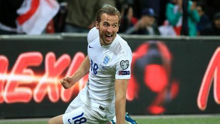 Harry Kane scored on his England debut