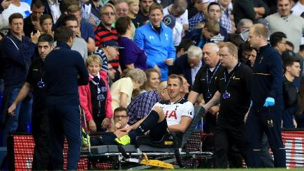 Harry Kane could miss two months with ankle injury