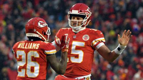 Kansas City sweep aside Indianapolis to book spot in AFC Championship game
