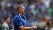 Jens Keller has vowed a different approach for Schalke when they play Hannover