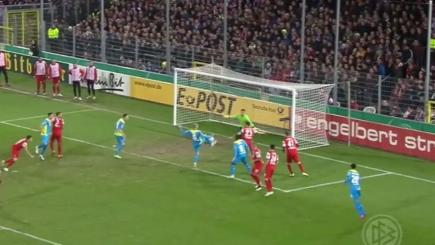 Cologne's Vogt has miss of the week contender