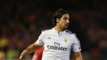 Sami Khedira is on his way out of Real Madrid