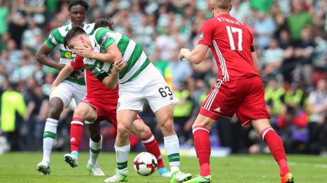 Celtic star possibly facing surgery after cup final injury