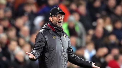 Klopp warns Liverpool of tougher tests to come after draw at West Ham