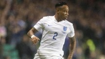 Southampton full-back Nathaniel Clyne earned his first two caps for England this week