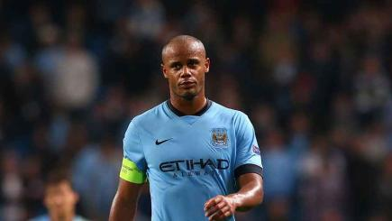 Kompany again disappointed with City performance but says their luck will change.