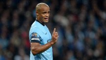 Manchester City's Vincent Kompany, pictured, believes Frank Lampard's goal against Chelsea could prove important in the title race