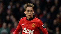 Manchester United's Adnan Januzaj, pictured, will be welcomed into the Belgium squad, says captain Vincent Kompany