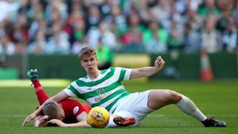 Kristoffer Ajer signs new four-year contract with Bhoys