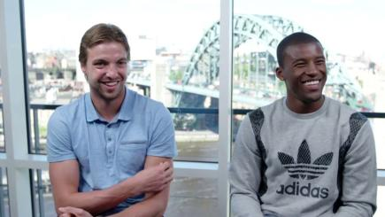 Dutch duo want a night on the Toon