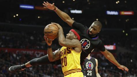 LA Clippers take down under-strength Cavs in NBA