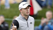 Martin Laird maintained his strong form at the Phoenix Open (AP)