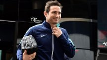 Frank Lampard has swapped Manchester City for New York City