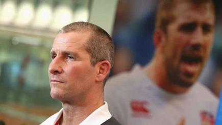 The England rugby coach discusses his squad for the Autumn internationals with SportsHUB.