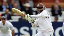 Shivnarine Chanderpaul's future with the West Indies looks uncertain