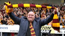 Bradford's joint chairman Mark Lawn wants Sunderland in the fifth round of the FA Cup