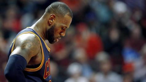 James, Irving, Love power Cavaliers past 76ers