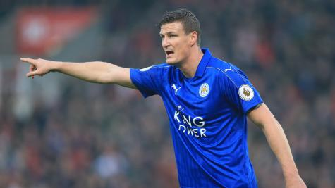 Leicester boss Puel set for talks with defender Huth