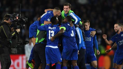 Rejection inspiring new Leicester miracles - Schmeichel