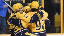 The Nashville Predators made their powerplays count as they beat the Chicago Blackhawks 3-2 (AP)