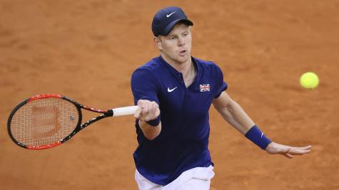 Smith puts positive spin on Davis Cup exit