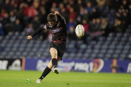 Leonard boots Edinburgh to victory | BT Sport
