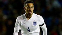Lewis Baker scored the winner to take England Under-21s through to the final of the Toulon Tournament
