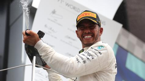 French Grand Prix results: Full classification - Lewis Hamilton triumphs