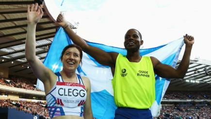 Libby Clegg is an Action Woman contender for July
