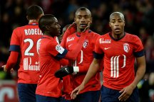 Lille are hoping to secure the final Champions League spot