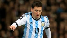 Argentina's Lionel Messi has retired from international football