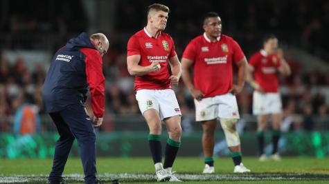 Lions hold New Zealand to dramatic draw as Test series finishes all square