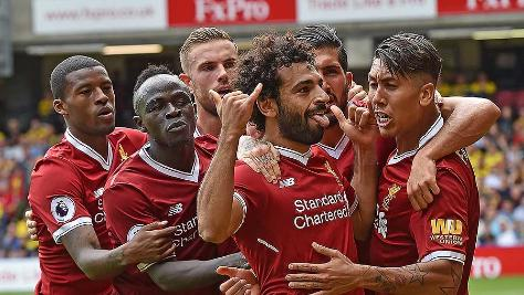 Liverpool beats Hoffenheim 2-1, closes on Champions League