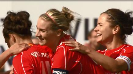 Liverpool snatched a controversial win in the WSL