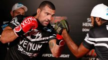 Local hero: Mauricio 'Shogun' Rua