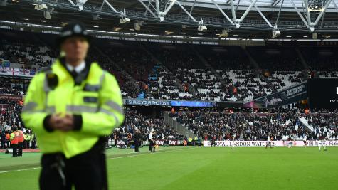 London Stadium safety and security plans under review after West Ham unrest