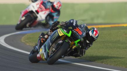 Looking back at 2014: MotoGP star Bradley Smith