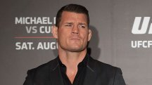 Looking to bounce back: Michael 'The Count' Bisping