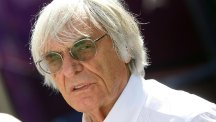 F1 supremo Bernie Ecclestone called a meeting with Lotus, Force India and Sauber in Abu Dhabi